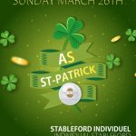 AS COUPE ST PATRICK